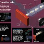 World's smallest radio may cure blindness, detect harmful chemicals