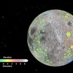 Map of moon's craters to reveal early life of our solar system