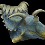 Horned dinosaurs found on 'lost continent'