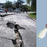 Video: Six months of New Zealand's seismic activity in less than a minute