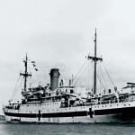 Wreck-hunters find sunken hospital ship