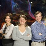 Student locates Universe's missing mass