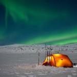 Aurora borealis uncovered
