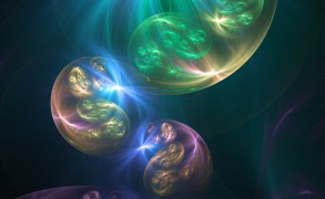 Artist rendition of the string theory. Image: R.T. Wohlstadter/Shutterstock