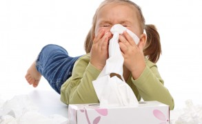 Sneezing dispels irritating particles from the nose. Image: Shutterstock