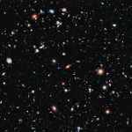 Hubble looks deep into the Universe
