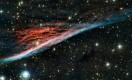 Beautiful wreckage left by a supernova explosion