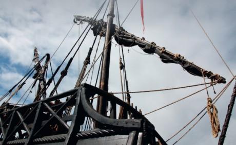 The Mahogany Ship