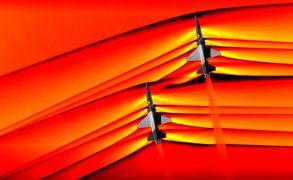NASA shock waves