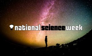 You can join National Science Week even from lockdown